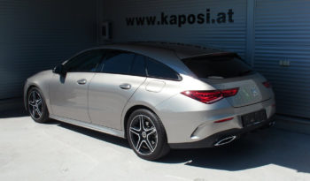 Mercedes-Benz CLA 200 d Shooting Brake voll