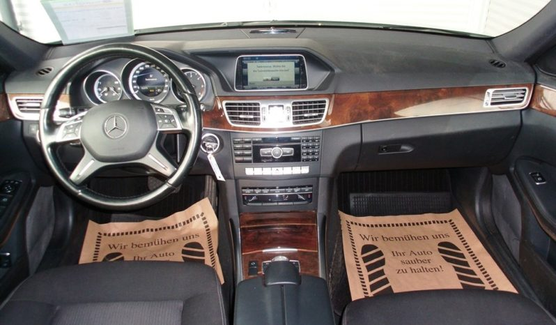 Mercedes-Benz E-Klasse E Klasse Kombi 220CDI Elegance Aut. voll
