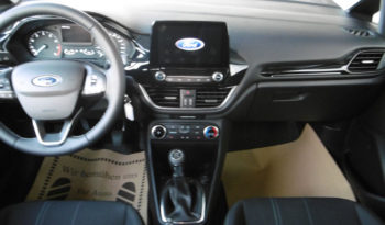 Ford Fiesta Cool & Connect 1,1l 75PS M5 voll