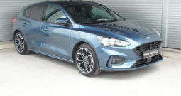 Ford Focus ST Line MHEV 1l 125PS M6