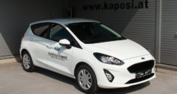 Ford Fiesta Cool & Connect 1,1l M5