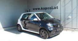 Smart smart f4 (ab 2014) Limousine forfour passion  1l